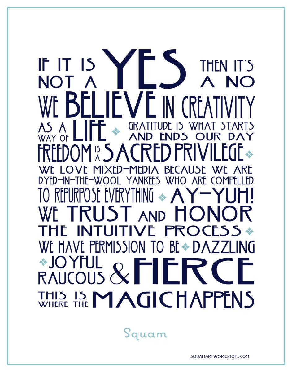 Shove the Manifesto! Its a FantasyDraft