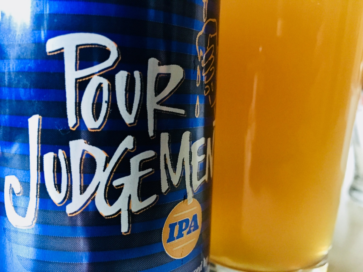 Beer Review – Pour Judgement IPA
