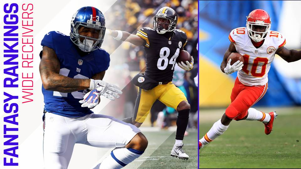 Britt's Early Projections: Wide Receivers