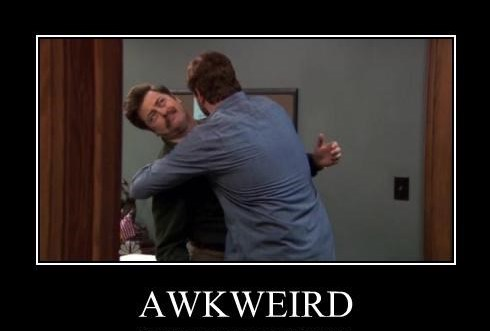 Podcast #98 – Awkward Hugs for Everyone!